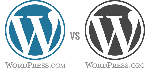 تفاوت wordpress.com با wordpress.org