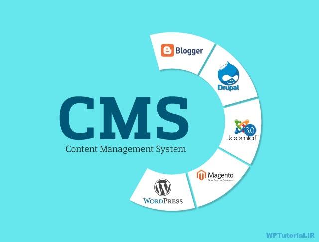 نحوه تشخیص CMS سایت