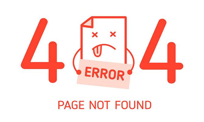 چگونه خطای 404 را برطرف کنیم