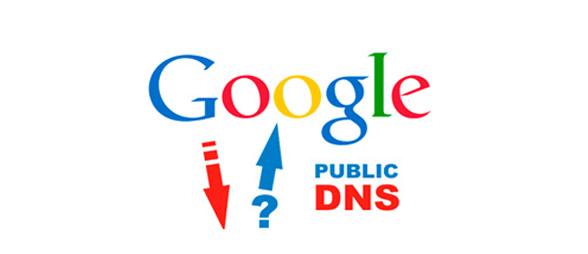 آدرس DNS گوگل