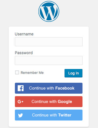 افزونه Nextend Social Login and Register