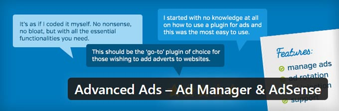 مدیریت حرفه ای تبلیغات با Advanced Ads