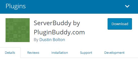 بررسی فنی سرور هاست سایت وردپرس با افزونه ServerBuddy