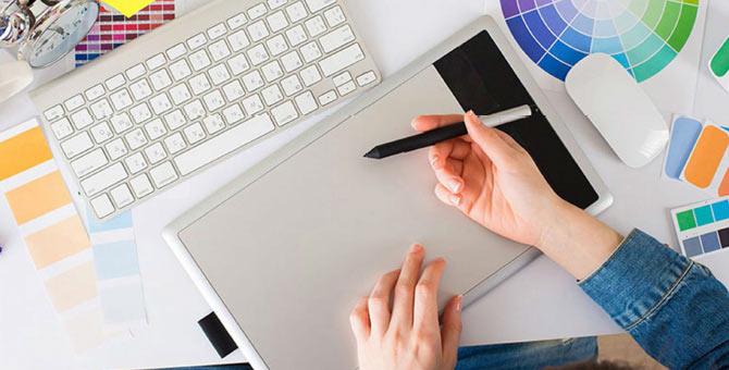 آموزش طراحی لوگوی سایت