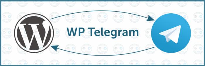 ارتباط بین تلگرام و وردپرس با افزونه WP Telegram