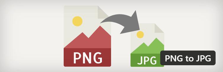 تبدیل خودکار عکس های PNG به JPG با افزونه PNG to JPG