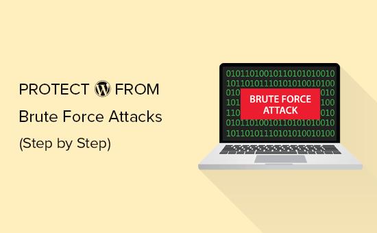 حفاظت از سایت در برابر حمله Brute Force