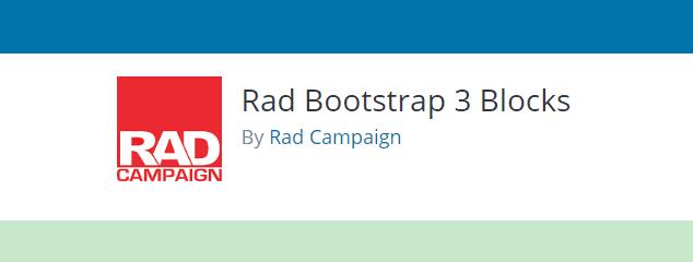 افزودن دکمه های زیبا در نوشته با Rad Bootstrap 3 Blocks