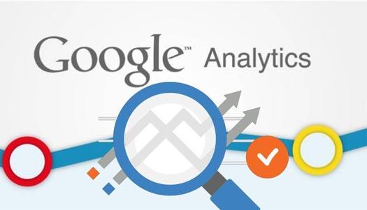 آمارگیر Google Analytics