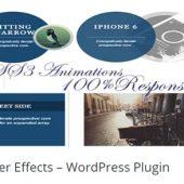 افکت تصاویر وردپرس با Image Hover Effects
