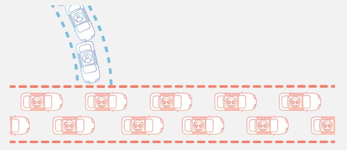 نمایی از کارکرد حمله DDoS