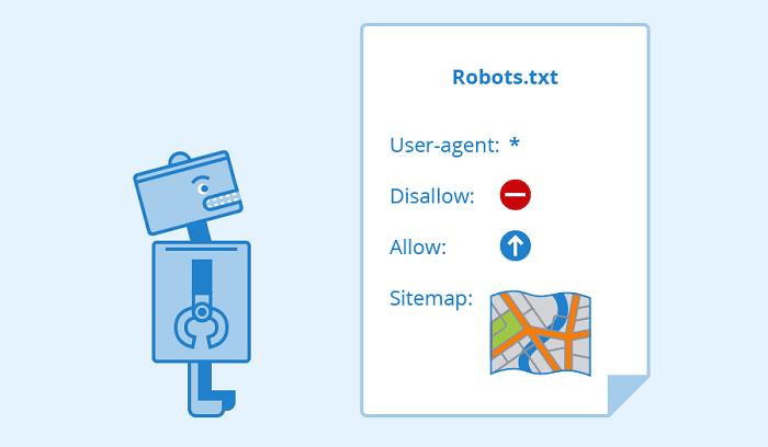 کاربرد فایل Robots.txt چیست