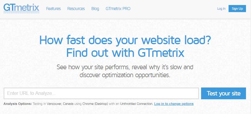 Gtmetrix چیست