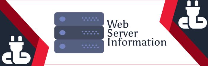 دریافت اطلاعات فنی هاست یا سرور وردپرس با افزونه Web Server Information